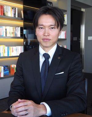佐藤貴之氏