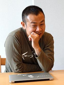 佐々木大輔氏