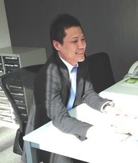 奥村淳司氏