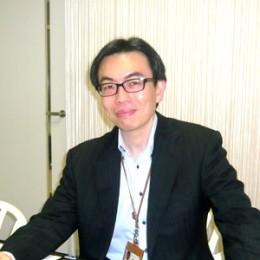 永岡英則氏