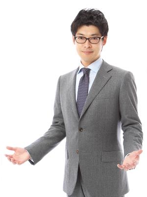 田中琢郎氏