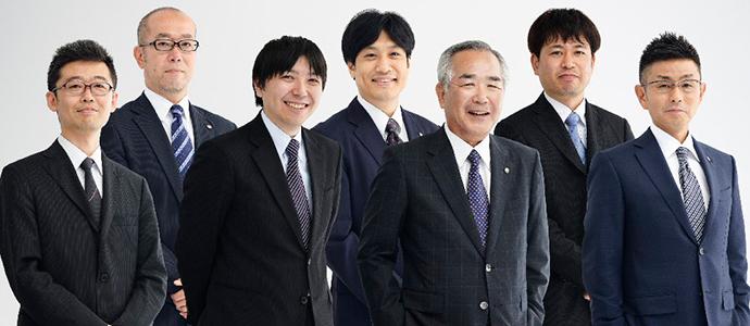 背景税理士法人新日本7名