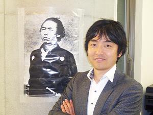 高橋秀志氏