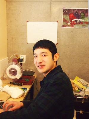 濱田隆史氏の写真