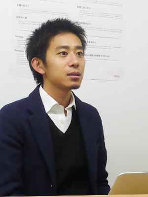 武田和也氏