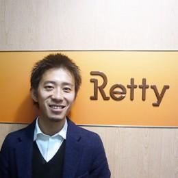 Retty 代表取締役の武田和也氏