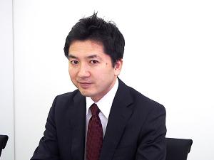 川北氏の写真