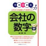 梅川貢一郎氏著書『会社の数字』