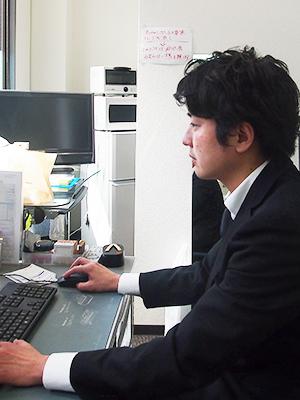 平井達矢氏の写真