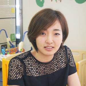 野々村 恵氏の写真