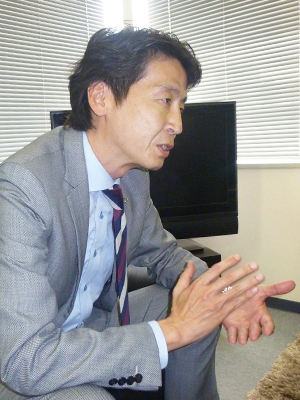 村松卓氏の写真