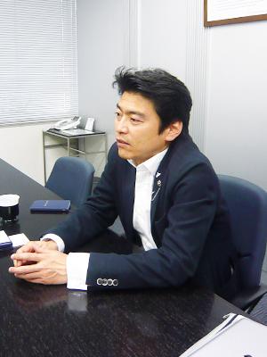 田中繁明氏の写真2