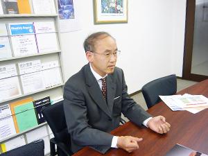 遠山秀幸氏の写真3
