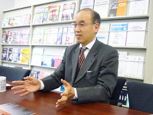 遠山秀幸氏の写真2