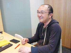 田中弦氏の写真