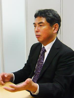 轟勝之氏の写真