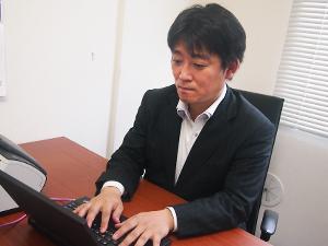大倉氏の写真2