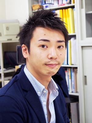 高橋俊介氏の写真2