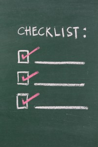 ファクタリング利用におけるチェックリスト