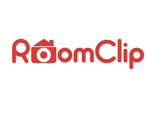 RoomClip(ルームクリップ)のロゴ