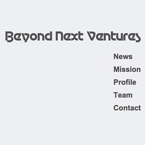 Beyond Next Ventures株式会社