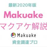 資金調達, クラウドファンディング, makuake