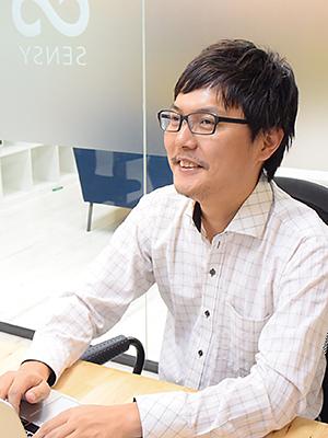 代表取締役CEO渡辺祐樹氏3