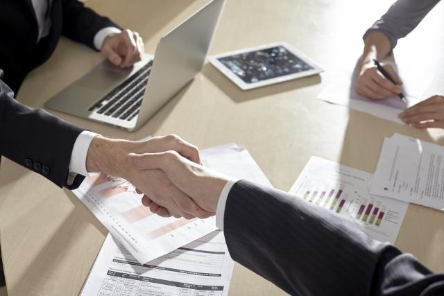 ビジネスマッチング(エンジェル投資家と起業家)