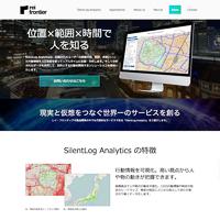 07レイ・フロンティア株式会社 人工知能によるライフログ・位置情報データ分析ソリューションの提供。