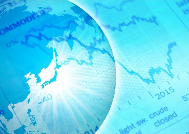 世界情勢と金利