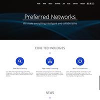 株式会社Preferred Networks(プリファード・ネットワークス)
