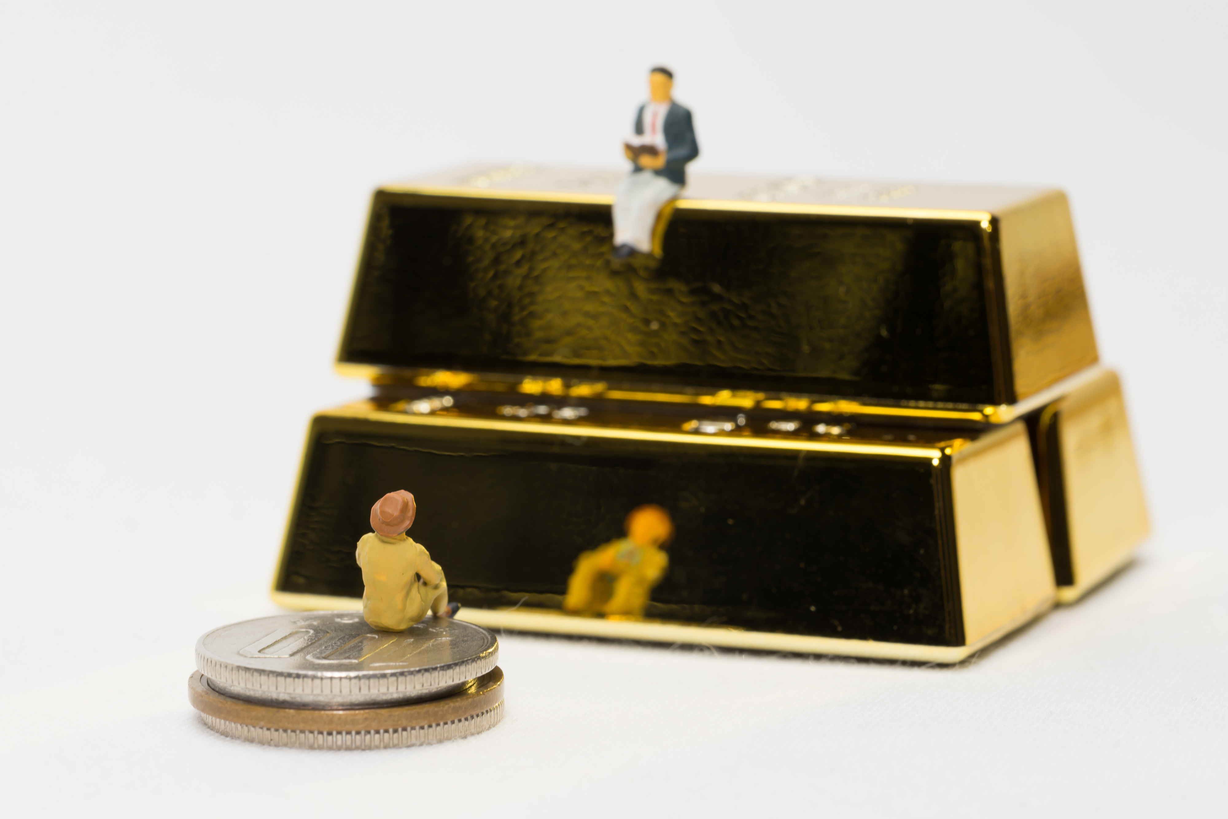 お金持ちになる方法、お金が寄ってくる習慣、お金持ちになる人の特徴!