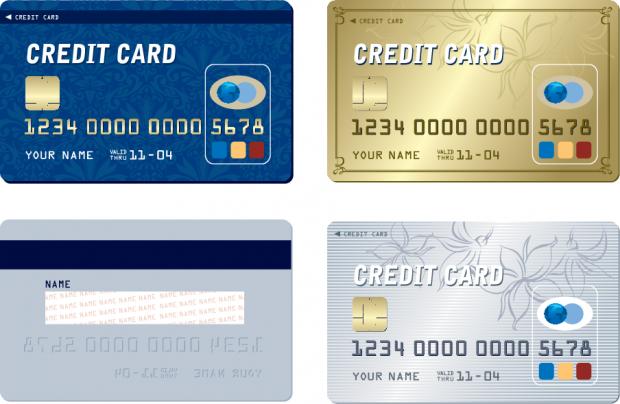 クレジットカードイラスト