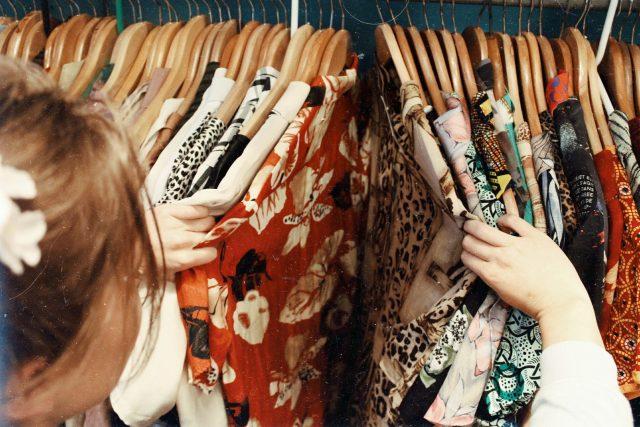 洋服の衝動買い