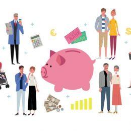 お金を貯める5つのコツ!少ない収入でも年間100万円の貯蓄ができる!