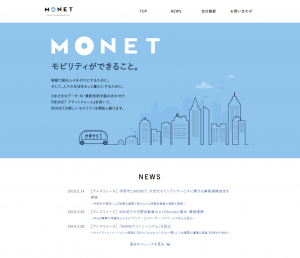 MONET Technologies株式会社