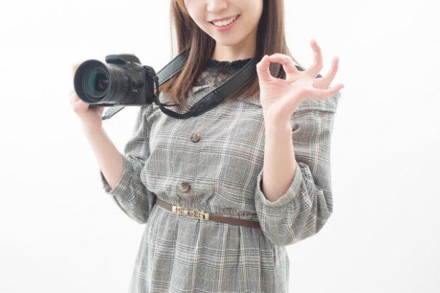 写真販売で楽しく稼ぐ女性