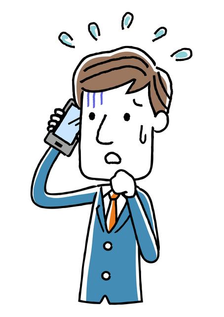 退職代行と電話