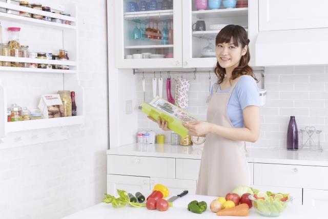 レシピ投稿で収入を得る主婦