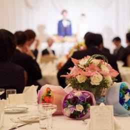 レンタルフレンドとして結婚式に出席する