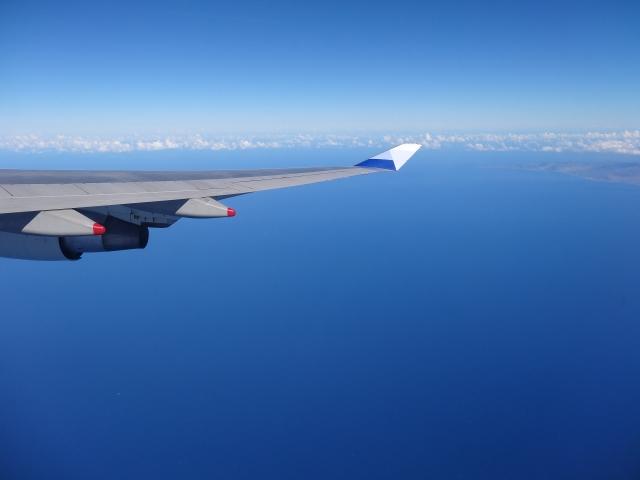海外赴任するときの旅路