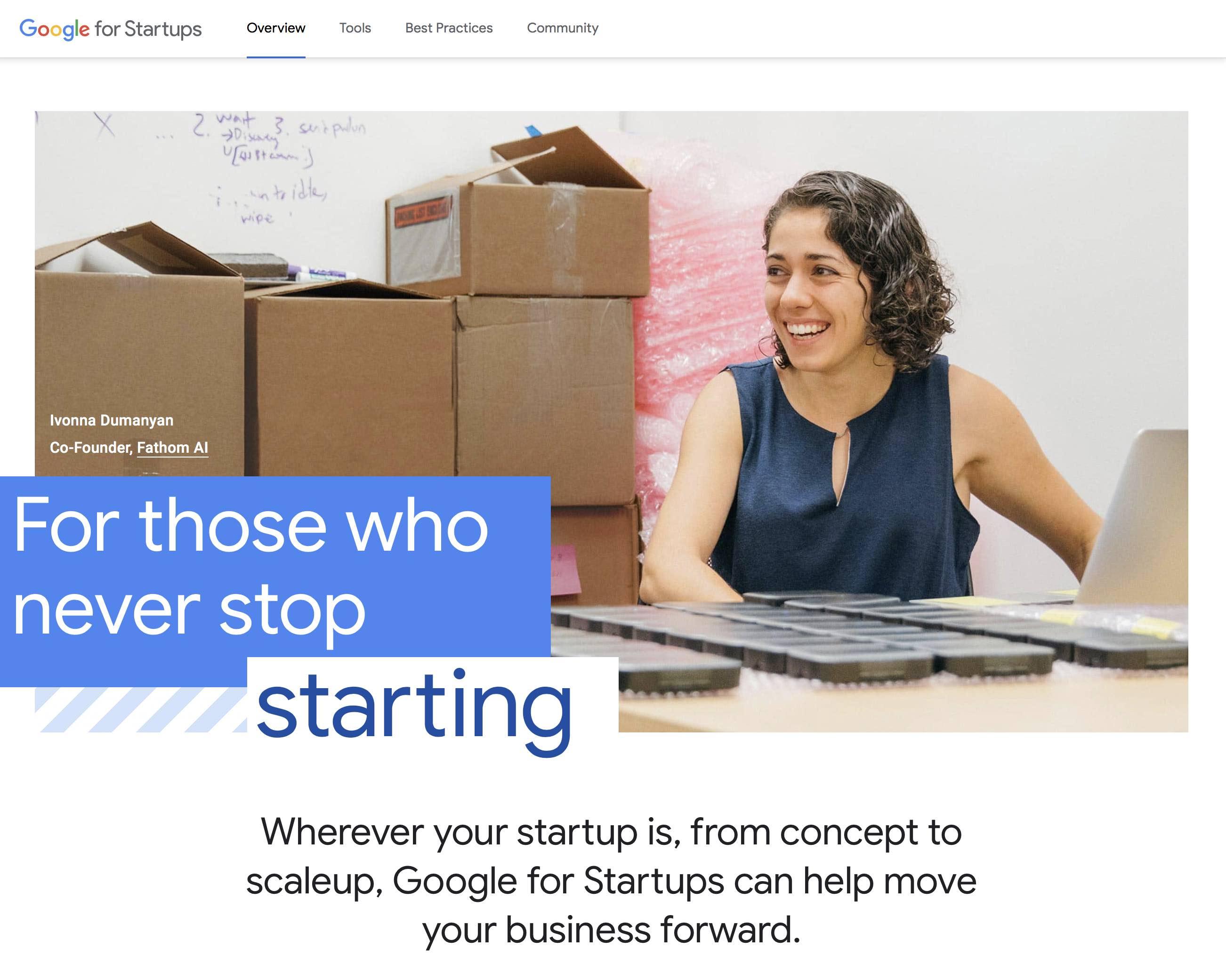 Google for Startups Campus Tokyo