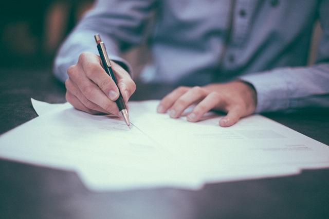 職業訓練受講給付金の審査に必要な書類