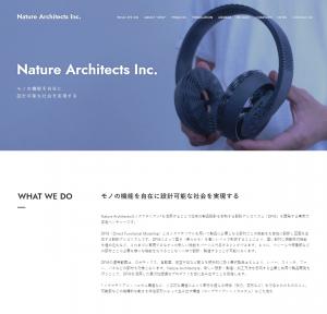 Nature Architects株式会社