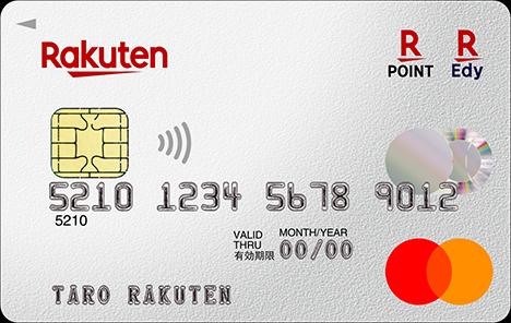 楽天カード, クレジットカードおすすめ徹底比較!