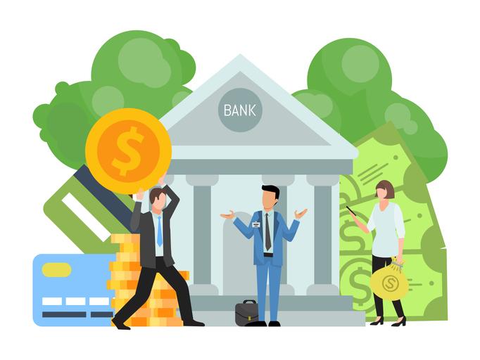銀行のビジネスローン