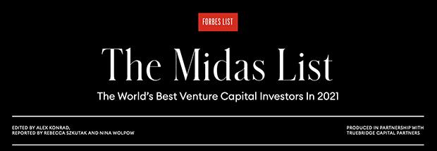 Forbes『The Midas List』
