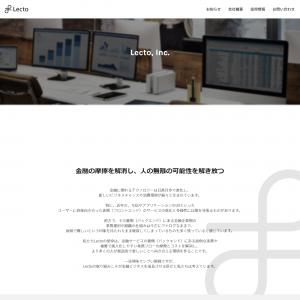 Lecto(レクト)株式会社