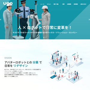 ugo(ユーゴー)株式会社